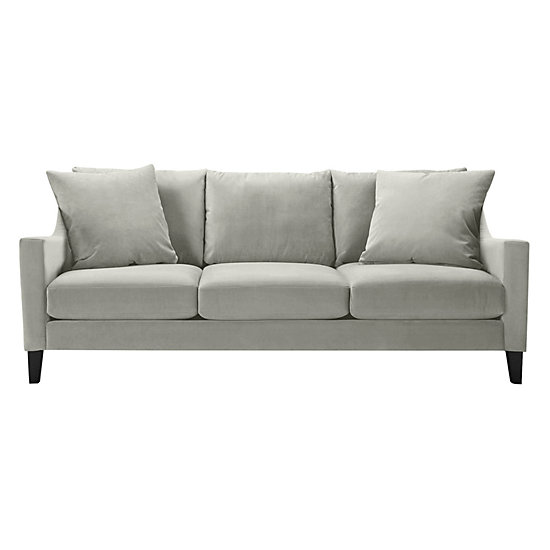 Details Slope Arm Sofa - 89""