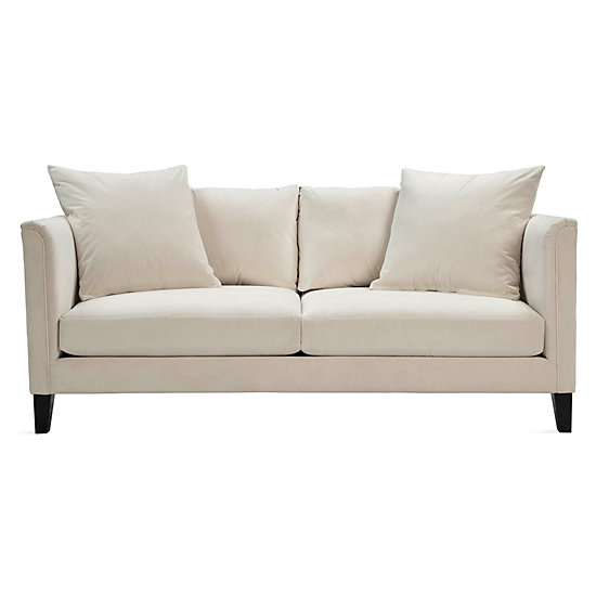 Details Soft Roll Arm Sofa - 79""