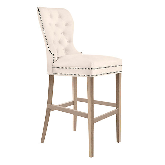 Glass Wood Dining Table, Charlotte Stool Wash Oak Bar Stools Dining Room Chairs Bar Stools Dining Room Furniture Z Gallerie