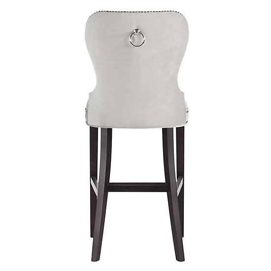 Charlotte Stool Espresso Bar Stools Dining Room