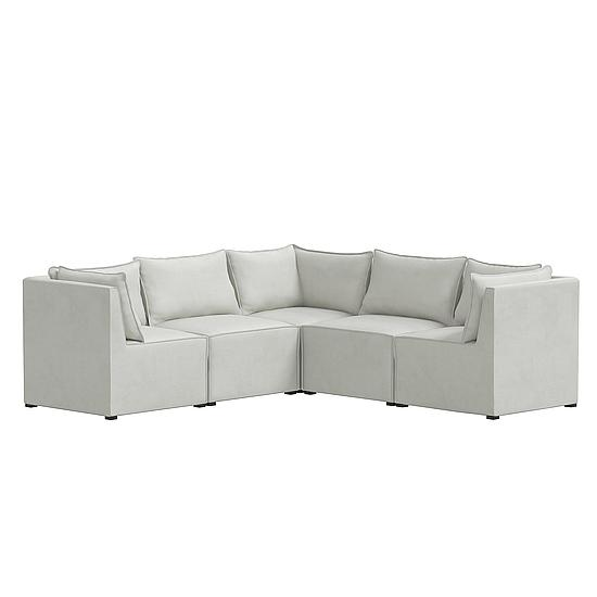 Cher 5 PC Corner Sectional