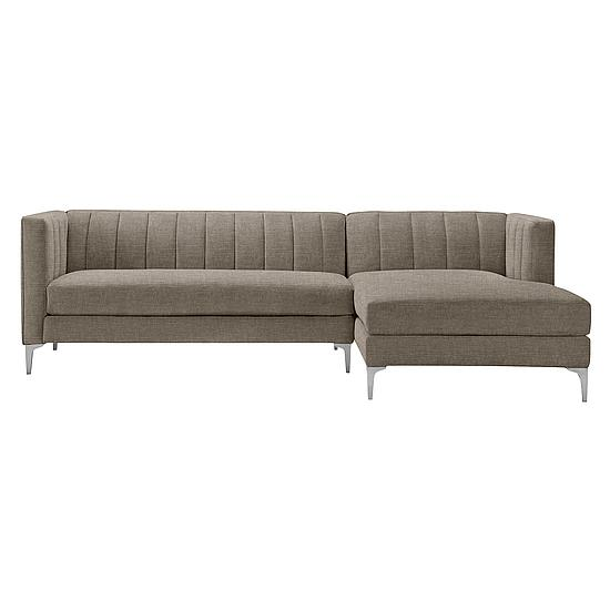 Crestmont Corner Chaise Sectional - 2 PC