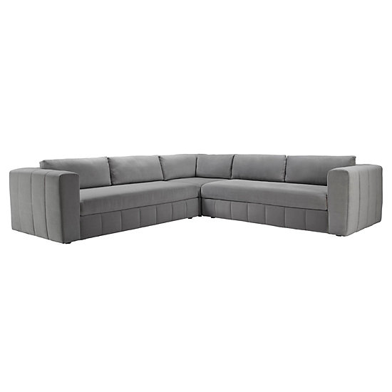 Morgan Corner Sectional - 3 PC