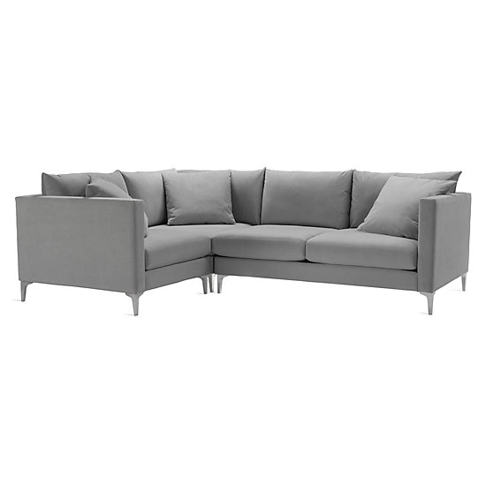 Details Track Arm Corner Sectional