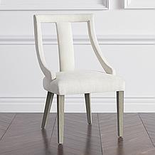 Jade Dining Chair - Natural Grey