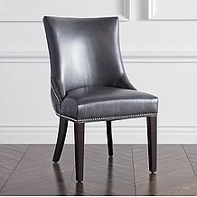 Versailles Leather Dining Chair ...