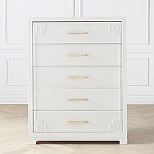 York 5 Drawer Chest