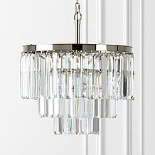 Luxe Crystal Chandelier