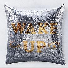 Wake Up Pillow 20