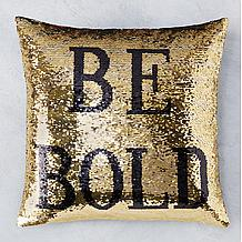 Be Bold Pillow 20