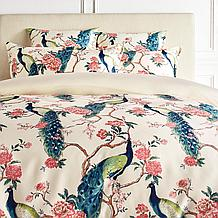 Pavo Bedding - Ivory