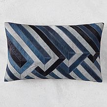 Bolton Hair On Hide Lumbar Pillow