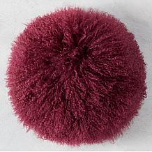 Mongolian Round Pillow 18