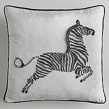 Zebra Pillow 22