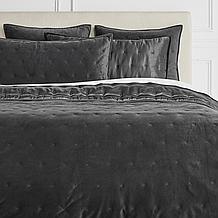 Ayla Reversible Bedding - Black