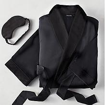 Ayla Robe Set - Black