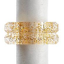 Acrylic Glitter Napkin Ring - Se...