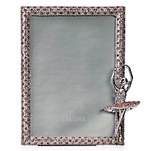 Ballerina Jeweled Frame