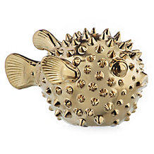 Ceramic Blow Fish