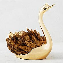 Kyanite Swan