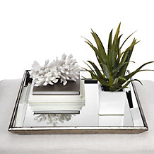 Pascual Mirrored Tray