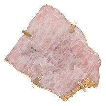 Gem Wall Tile - Rose Quartz