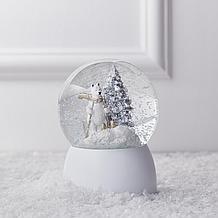 Apres Bear Snow Globe
