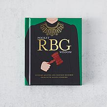 Pocket Book: RBG Wisdom