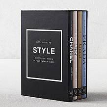 Little Guide To Style - Set Of 4