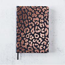 Leopard Print Journal