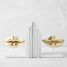Kiss Bookends
