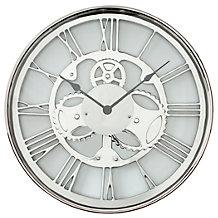 Metal Gear Wall Clock