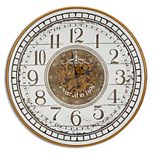 Golda Wall Clock