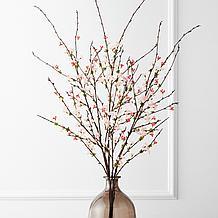 Cherry Blossom Branch - Set of 3
