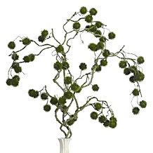 Faux Chestnut Branch - Set of 3