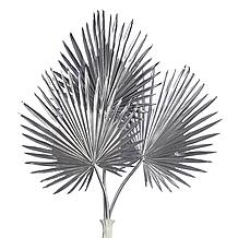 Faux Palm Stem - Set of 3