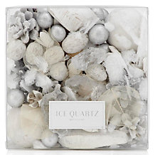 Ice Quartz Potpourri