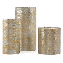 Metallic Texture Pillar