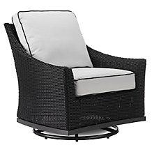 Malibu Outdoor Swivel Glider Chair