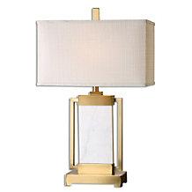 Post Table Lamp