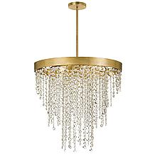 Piper 6 Light Chandelier