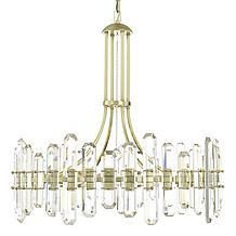 Fallon 12 Light Chandelier - Age...