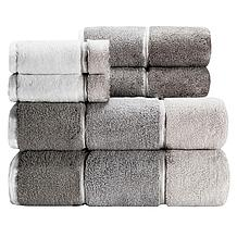 Santorini Stripe Towel Collection