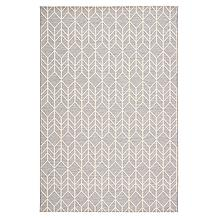 Lagos Outdoor Rug - Ivory/Grey