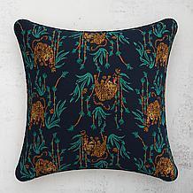 Tiger Bamboo Pillow 20
