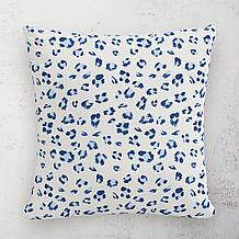 Brush Cheetah Outdoor Pillow 18