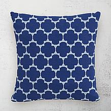Facet Outdoor Pillow 18