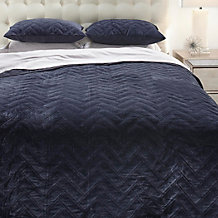 Rivera Bedding - Indigo