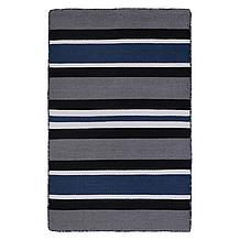 Variagated Stripe Outdoor Rug - ...