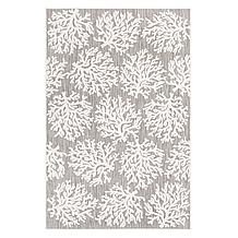 Coral Outdoor Rug - Ivory
